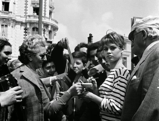 Brigitte Bardot Mariniere