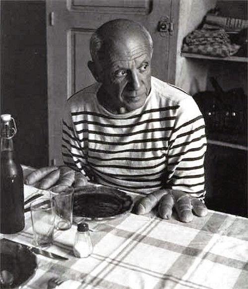 Picasso Mariniere