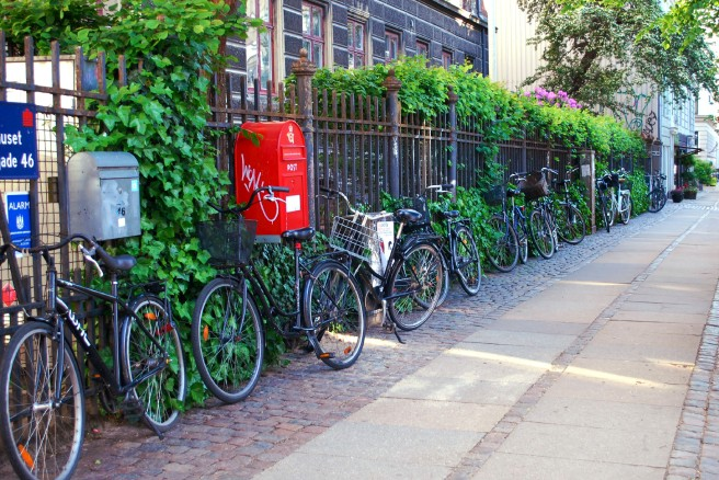 Copenhague bicis