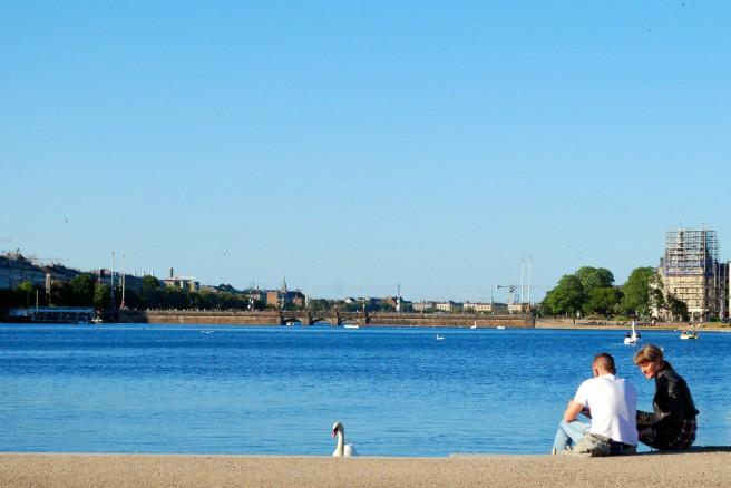 Copenhague Lago
