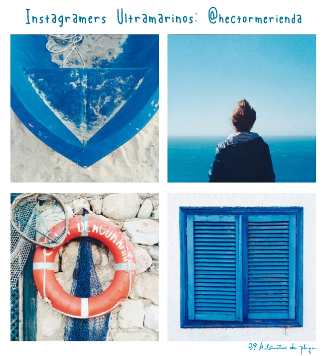 Instagramers ultramarinos @hectormerienda