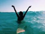 El primer baño del año - Los ultramarinos