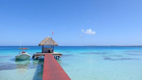 Embarcadero Polinesia