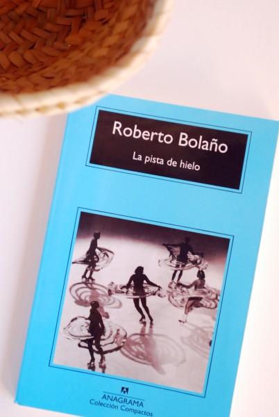 La pista de hielo Roberto Bolaño