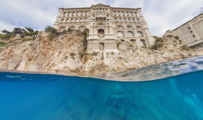 Roche Saint Nicholas, Monaco